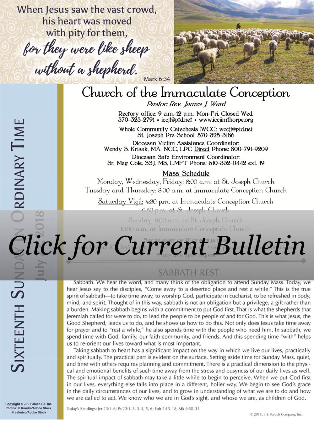 Current Bulletin